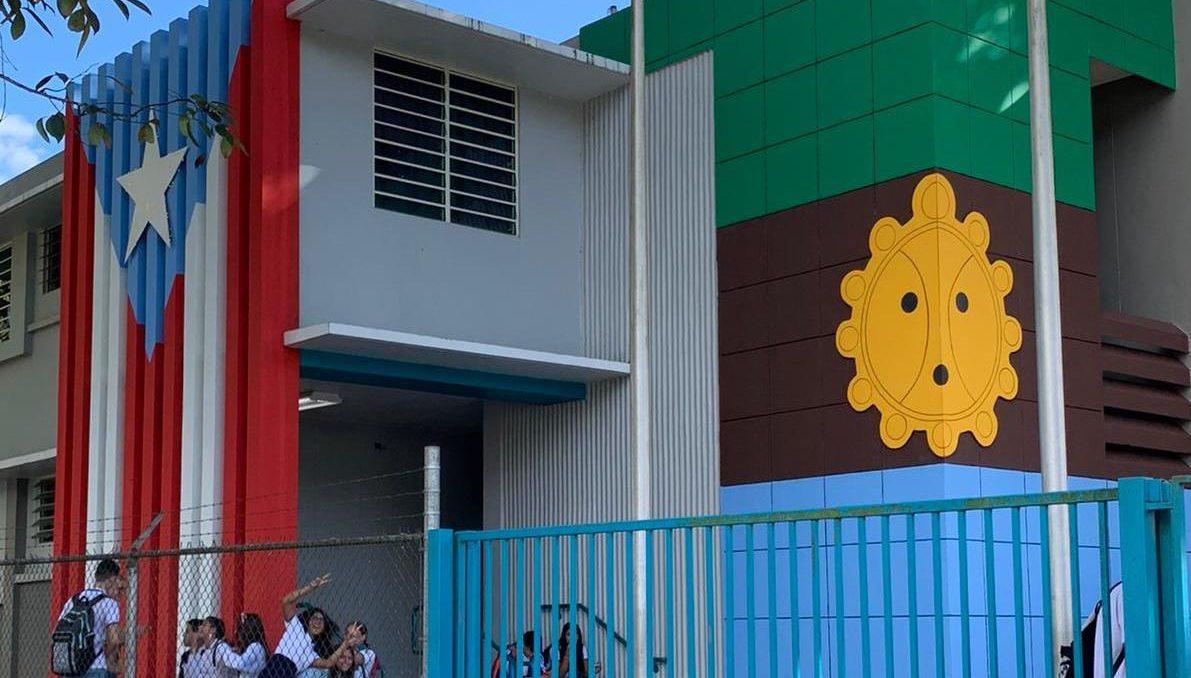 Escuela Luis Muñoz Rivera