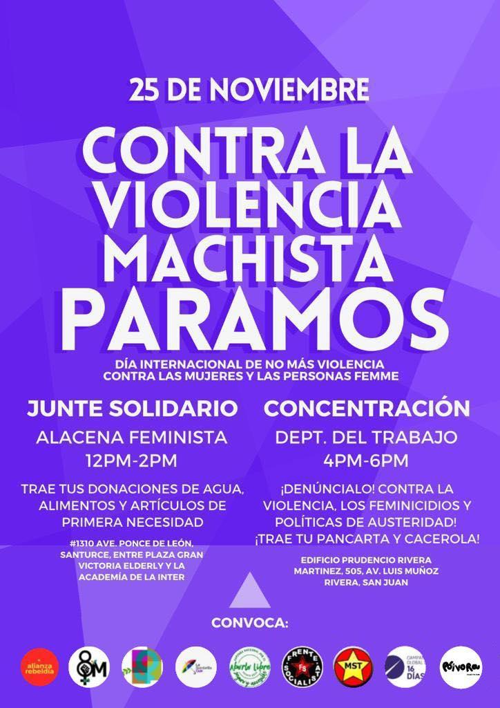 Convocatoria Grito Colectivo - Día internacional de la memoria trans - 20 noviembre 4:00PM frente al Capitolio