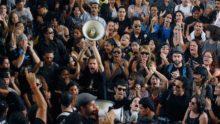 Manifestación estudiantil del 2010-2011